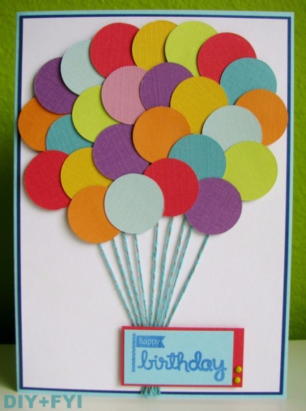 Pretty Balloons Birthday Card Pictures Photos And Images For