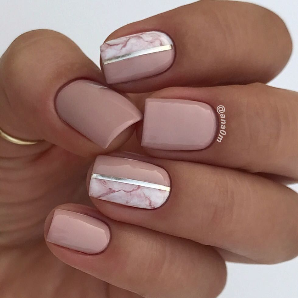 Marble Gel Nails Pictures, Photos, and Images for Facebook, Tumblr ...