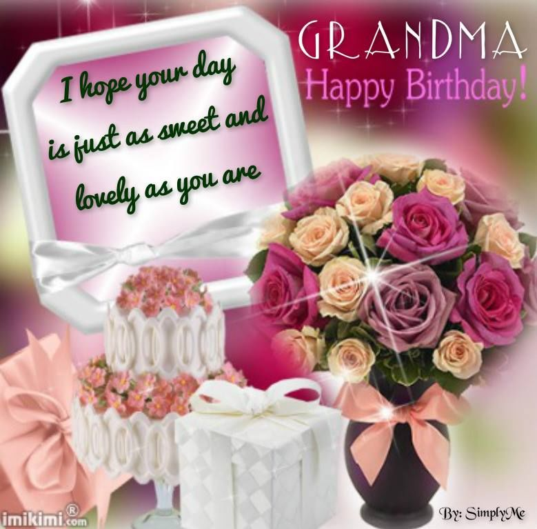 Grandma Happy Birthday Pictures Photos And Images For Facebook