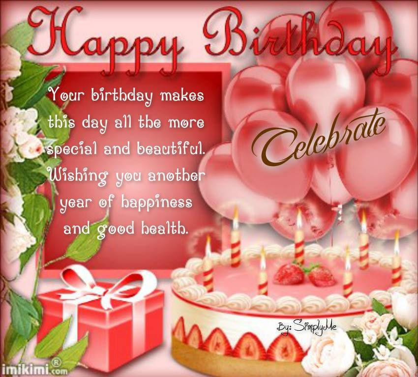Happy Birthday Celebrate Pictures Photos And Images For Facebook