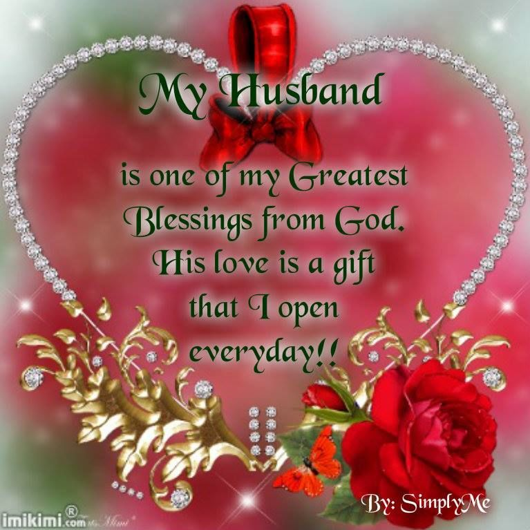 My Husband Is One Of My Greatest Blessings From God