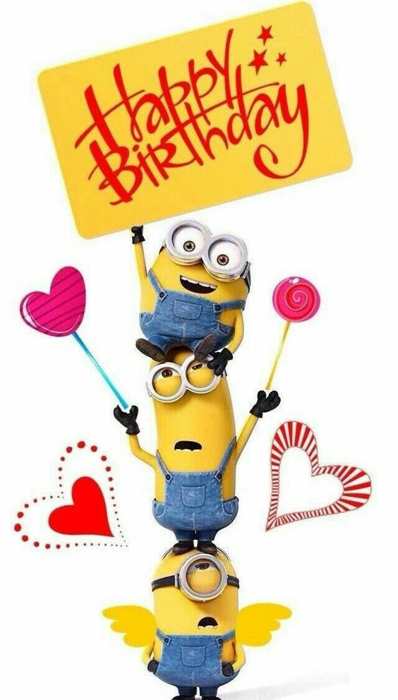 birthday minion Minion Happy Birthday Image Pictures, Photos, and Images for  birthday minion