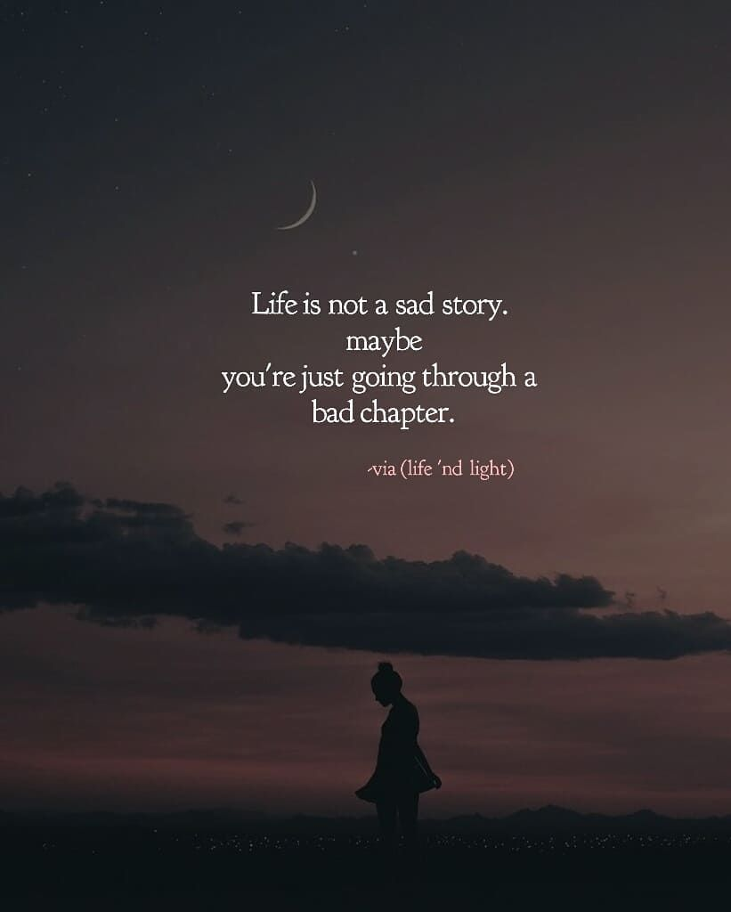Life Is Not A Sad Story Pictures, Photos, And Images For