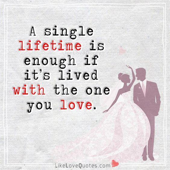 i love single life