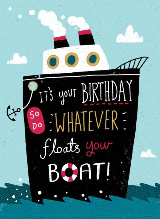 birthday floats boat pictures images facebook