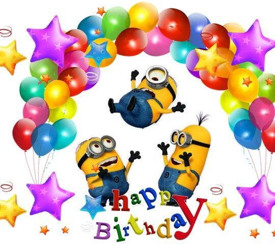 Birthday Funny Minion Quote Pictures Photos And Images: Party Minion Happy Birthday Graphic Pictures, Photos, And