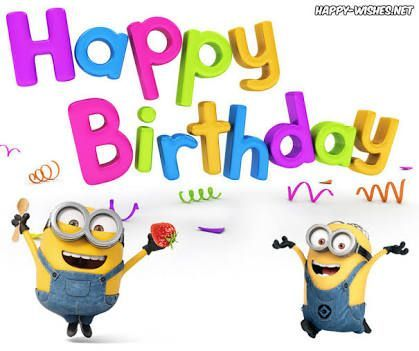 Happy Birthday Minion Quote Pictures, Photos, and Images for ...