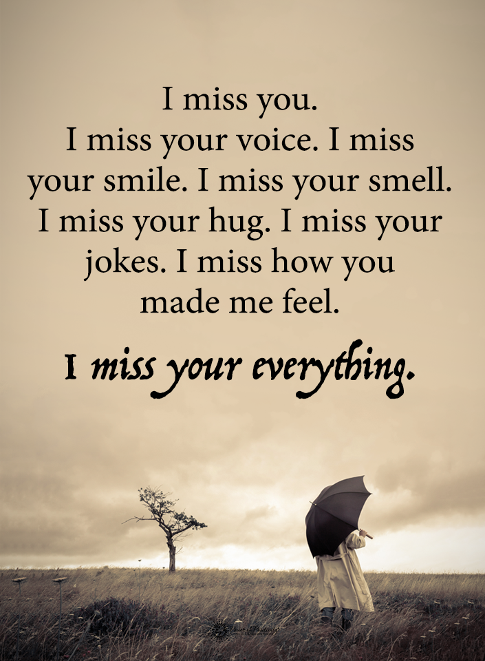 I Miss Your Everything Pictures, Photos, and Images for ...
