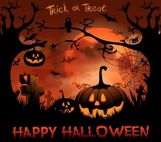 50 Best Happy Halloween Quotes Wishes Greetings And Sayings With Pictures: Trick Or Treat, Happy Halloween Pictures, Photos, And