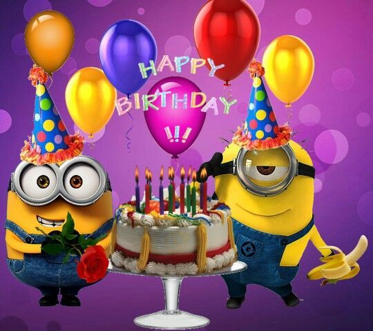 happy birthday minion party pictures, photos, and images