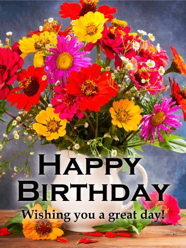Wishing You A Great Day Happy Birthday Pictures Photos