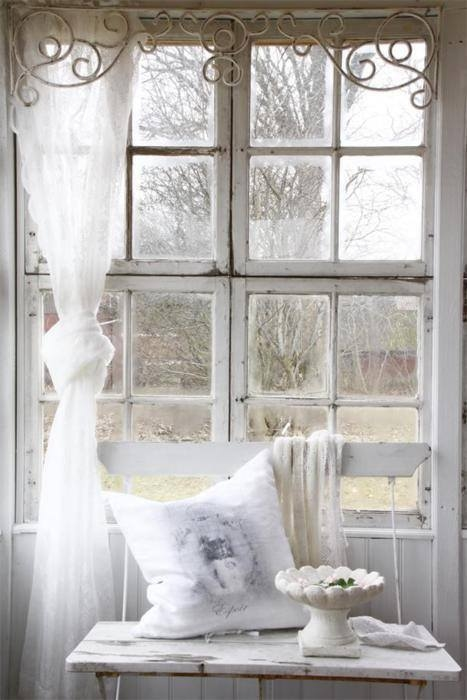 white shabby chic pictures photos and images for. Black Bedroom Furniture Sets. Home Design Ideas