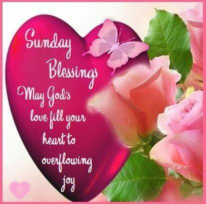 Lovely Sunday Blessings Pictures Photos And Images For Facebook