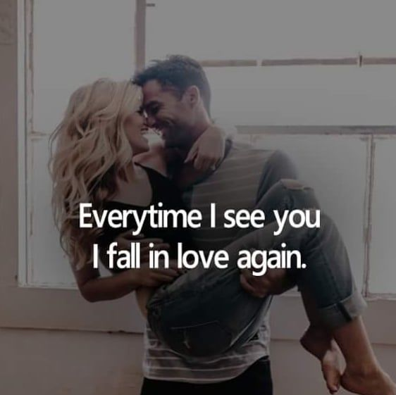 love with you again