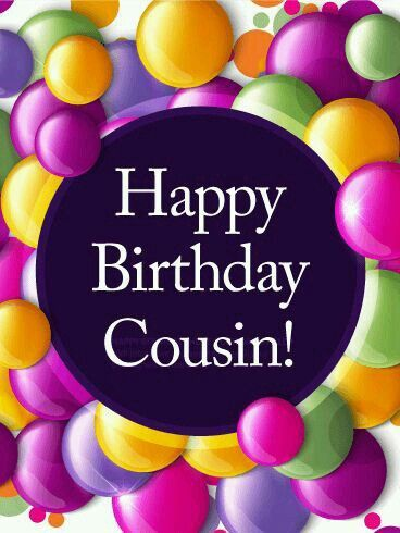 Happy Birthday Cousin Pictures Photos And Images For Facebook