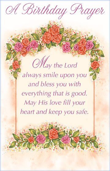 A Birthday Prayer Pictures Photos And Images For Facebook Tumblr Pinterest Twitter