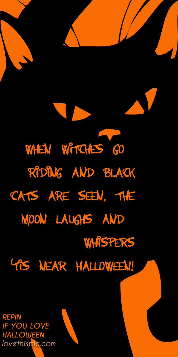 Tis Near Halloween Pictures, Photos, and Images for Facebook, Tumblr, Pi...