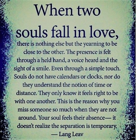 When Two Souls Fall In Love Pictures Photos And Images