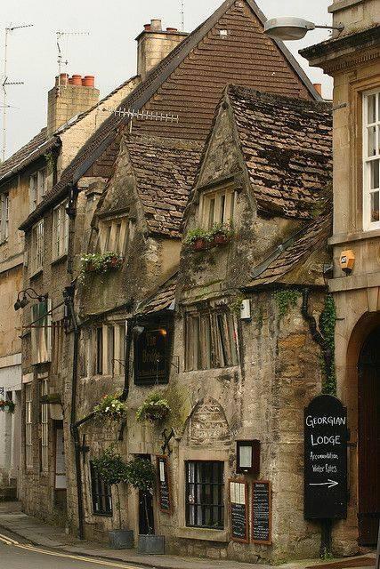 Old English Charm