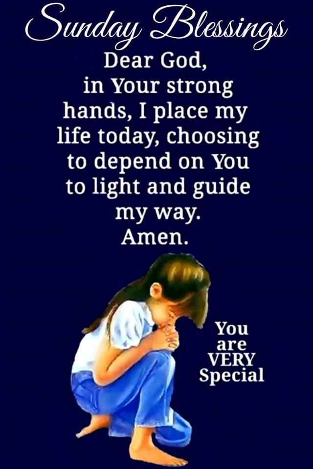 Inspiring Sunday Blessing Quote Pictures, Photos, and Images ...