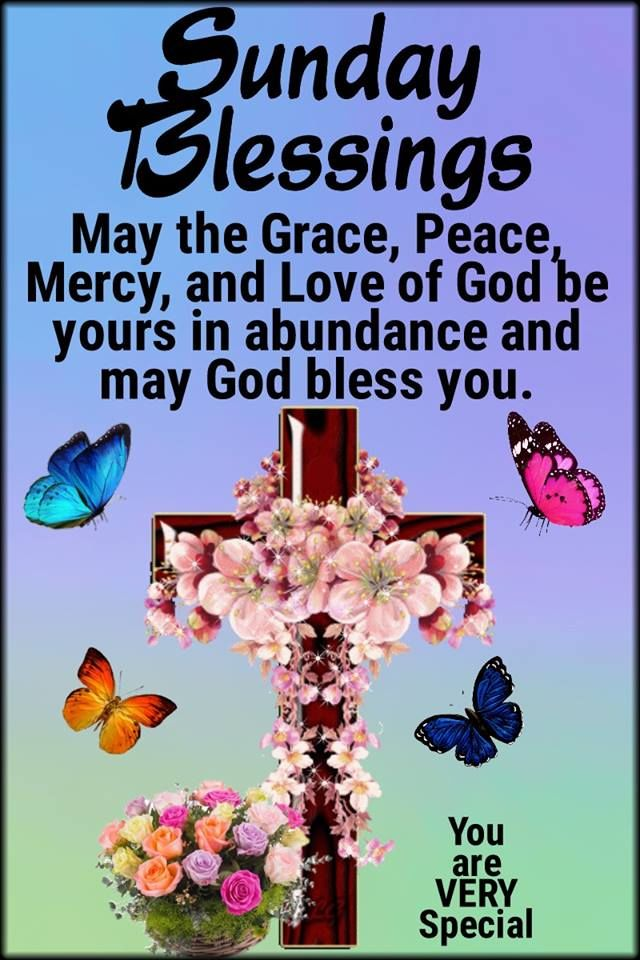 God Blessed Sunday Blessing Quote Pictures, Photos, and ...