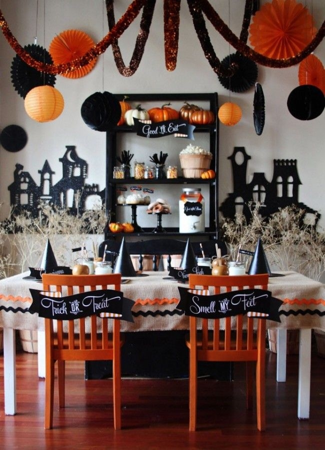 halloween party decorations - Halloween Party Decorating Ideas