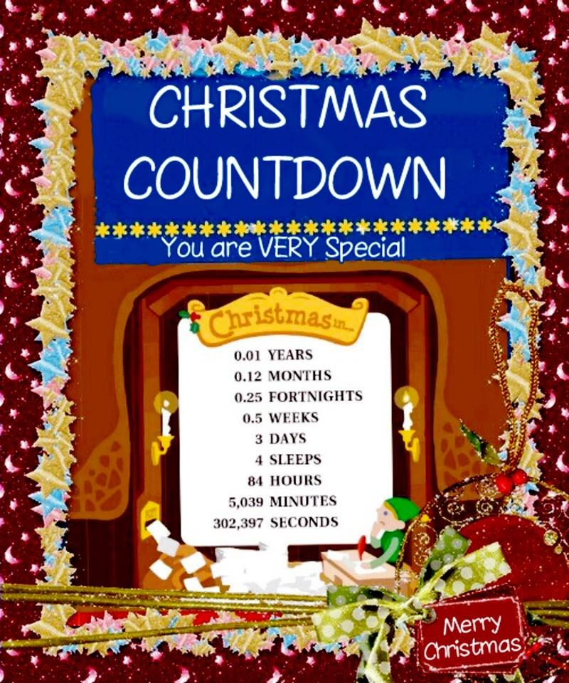 Christmas Countdown Pictures Photos And Images For Facebook Tumblr Pinterest And Twitter