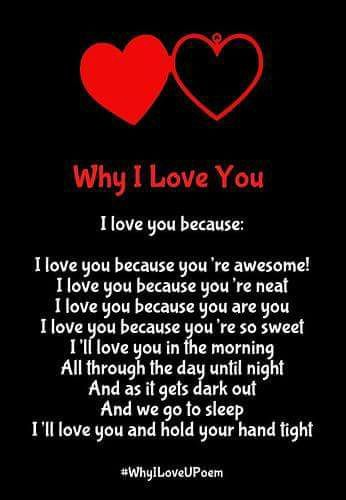 Love you we why This Is