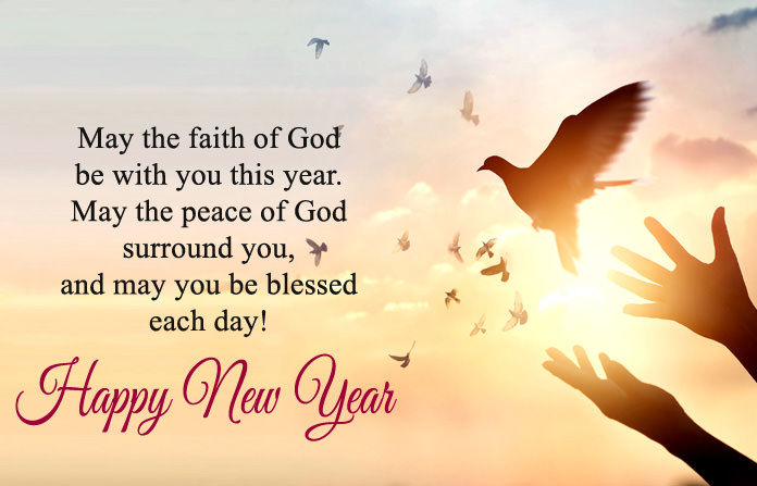 Image result for faith based happy new year