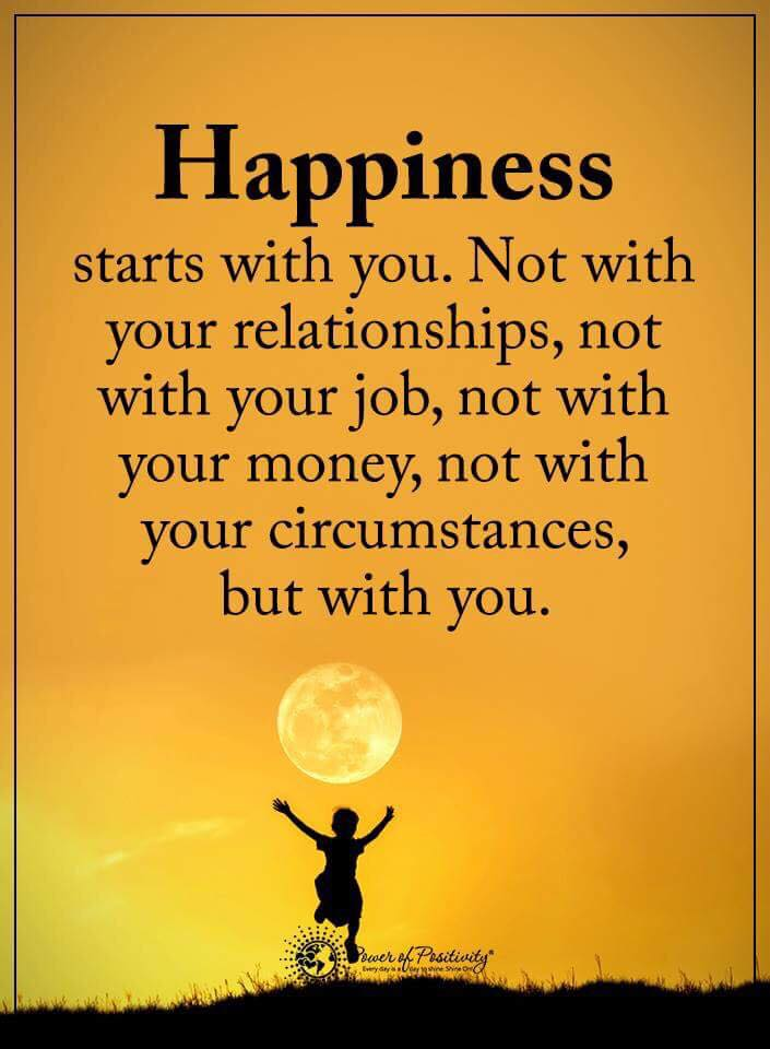 Happiness Starts With You. Pictures, Photos, and Images ...