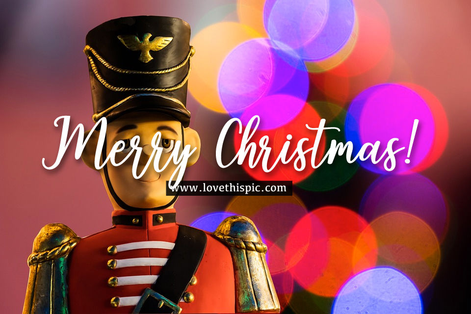 Nutcracker Merry Christmas Quote Pictures Photos And