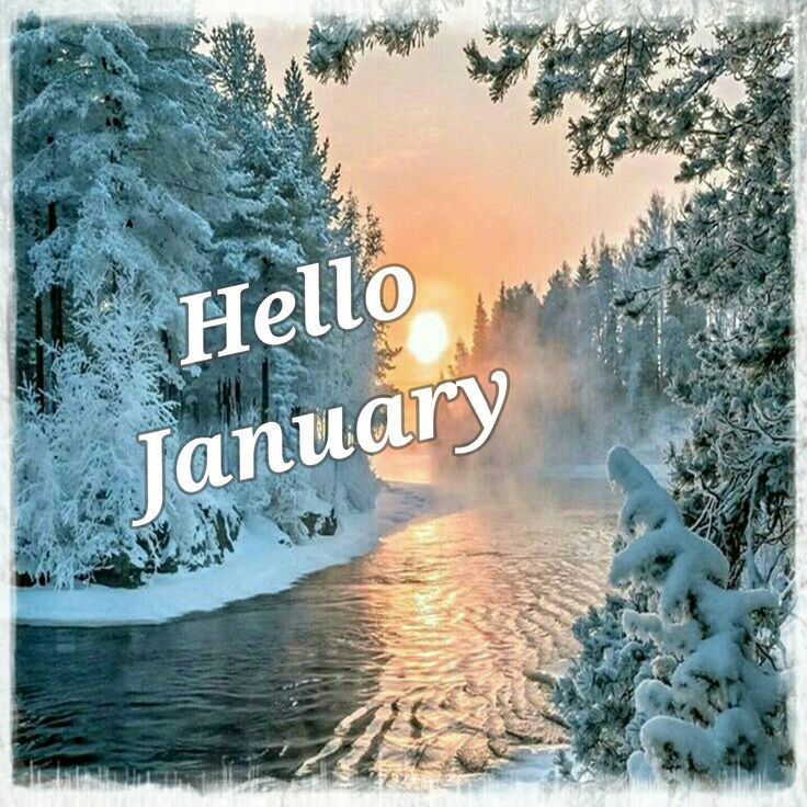 Ice Winter Hello January Image Pictures Photos And