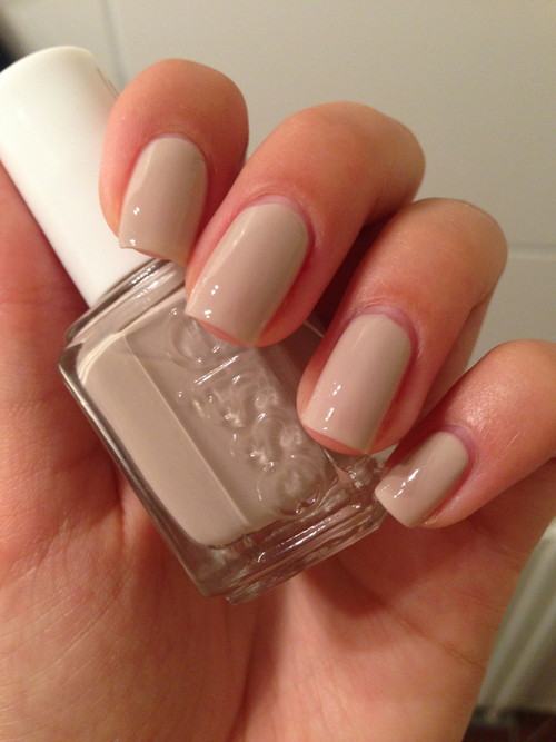 Essie Nude Nails Pictures, Photos, and Images for Facebook, Tumblr ...