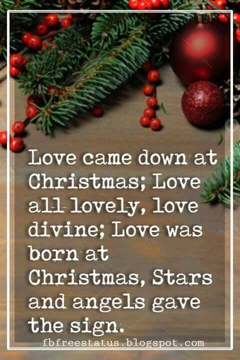 Love Came Down At Christmas.Love Came Down At Christmas Pictures Photos And Images For