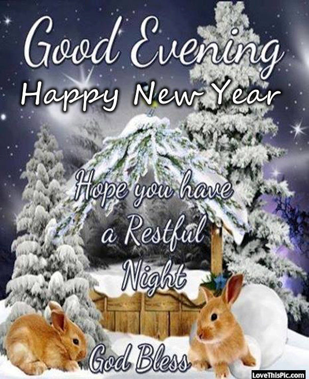 Happy New Year Evening Pictures Photos And Images For Facebook Tumblr Pinterest And Twitter