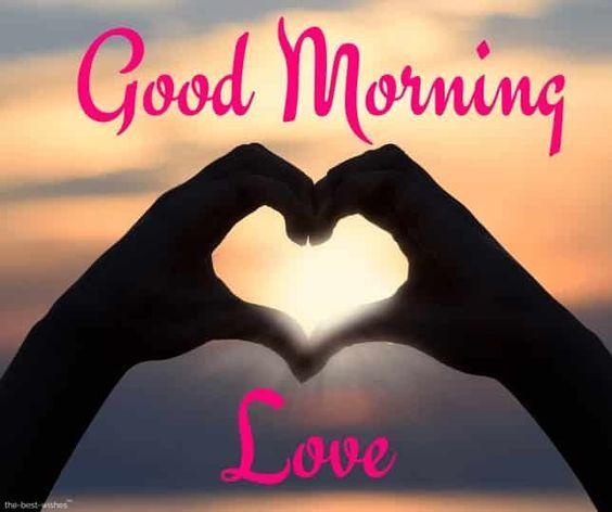 Romantic Good Morning Flowers