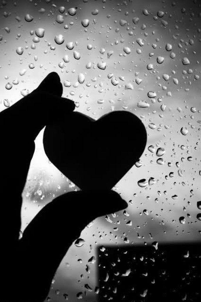 дождь сердечек картинки оформлении преобладают