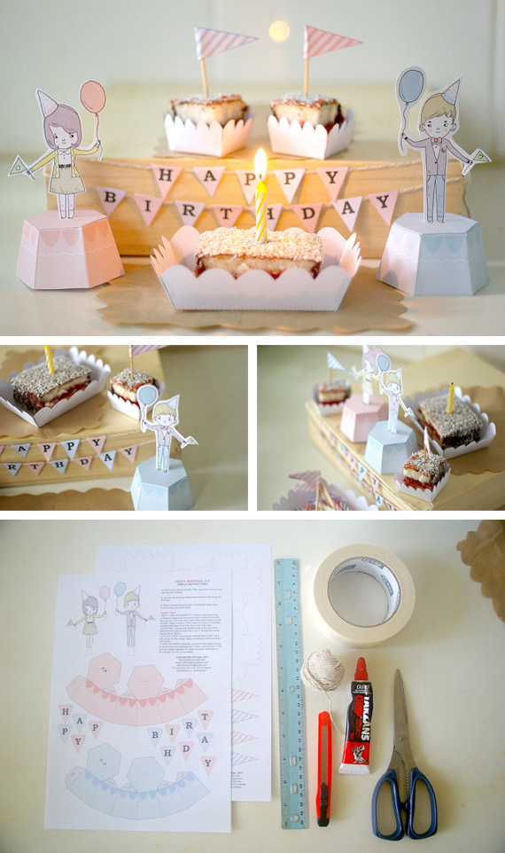 Mini Birthday Decoration Kit Pictures, Photos, and Images for Facebook ...