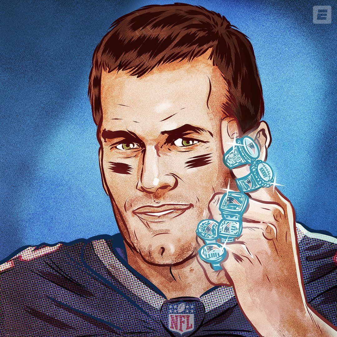 6 Super Bowl Rings For Tom Brady Pictures Photos And Images For Facebook Tumblr Pinterest And Twitter
