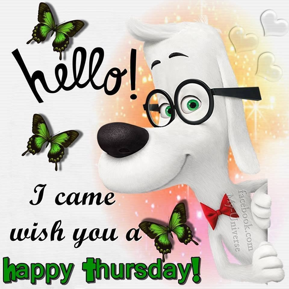 Best Thursday Wishes Quote: Came To Wish You A Happy Thursday Pictures, Photos, And