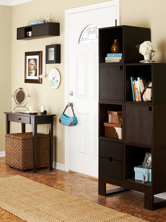 Foyer Organization Ideas : Organized entryway pictures photos and images for