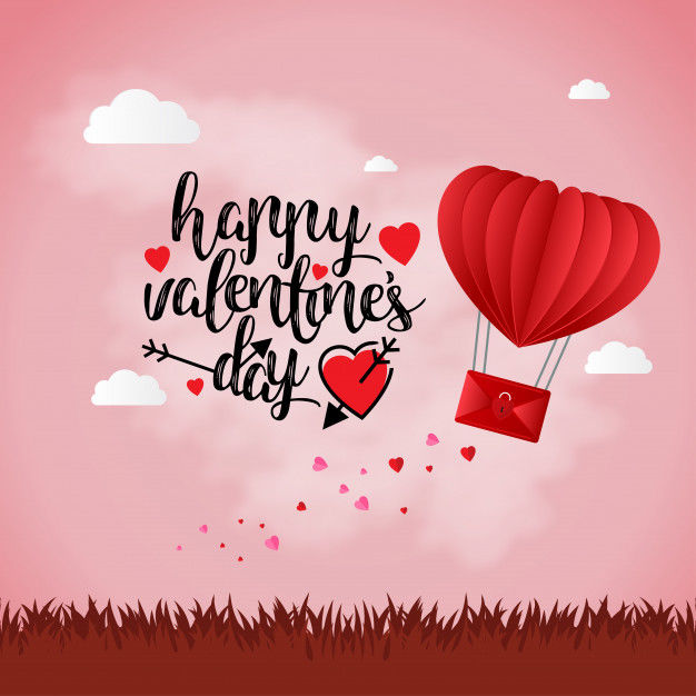 love air balloon image for valentines day pictures photos. Black Bedroom Furniture Sets. Home Design Ideas