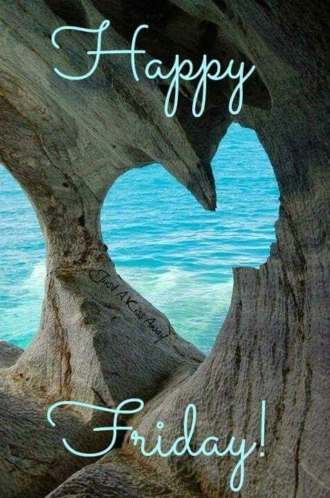 Heart Ocean Happy Friday Pictures Photos And Images For