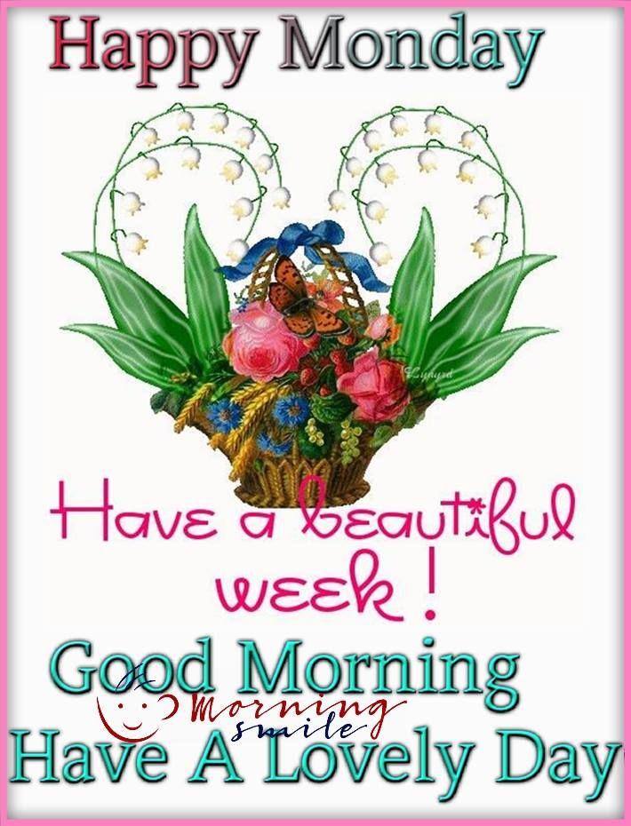 Good Monday Morning, everyone! … | Pinteres… |Monday Morning Graphics