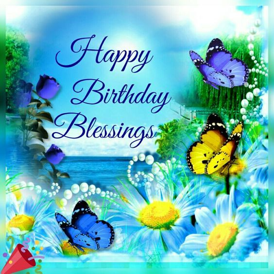 Butterfly Birthday Blessings Pictures, Photos, And Images