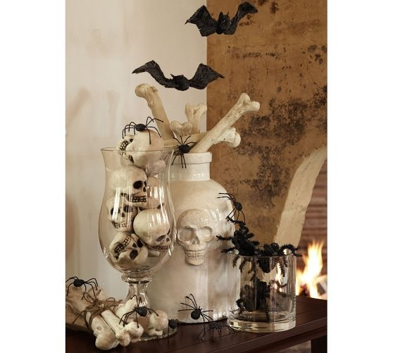 Halloween Skull Decorations Pictures, Photos, And Images