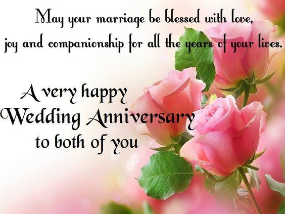 Wedding Anniversary Images.A Very Happy Wedding Anniversary To Both Of You Pictures Photos