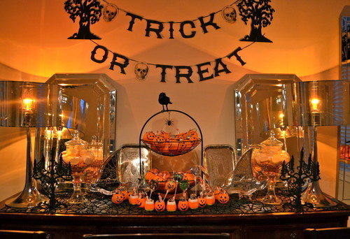 halloween party decorations - Halloween Party Decoration