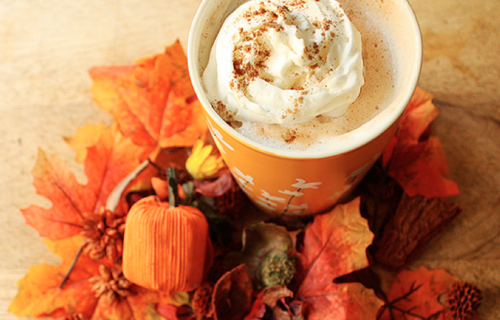 Pumpkin Spice Latte Pictures Photos And Images For