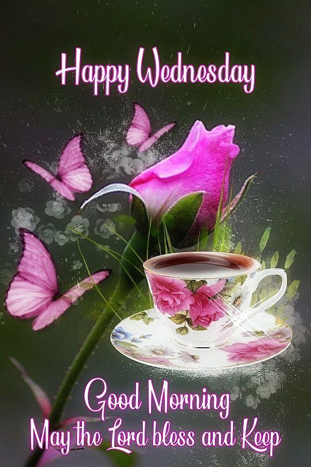 Good Morning Wednesday Gif Pic